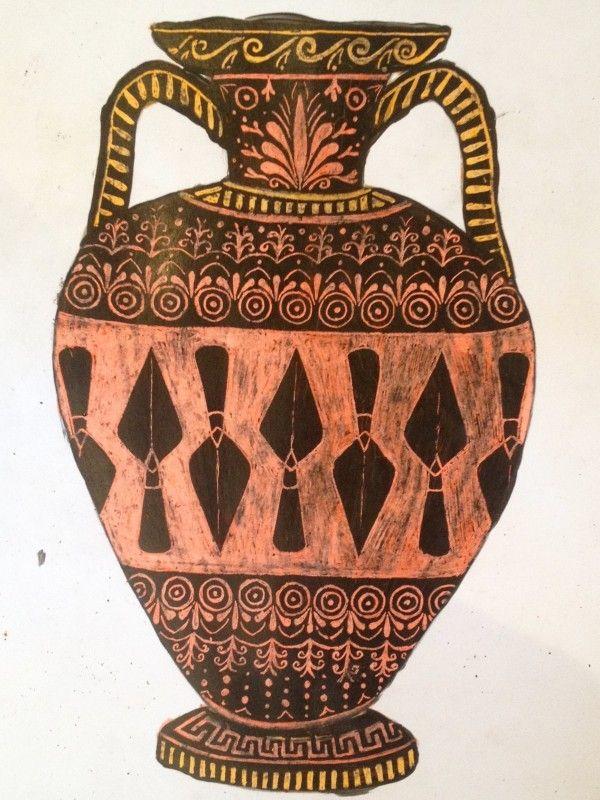 Greek Vase Workshop - K11 Art Infinity - K11