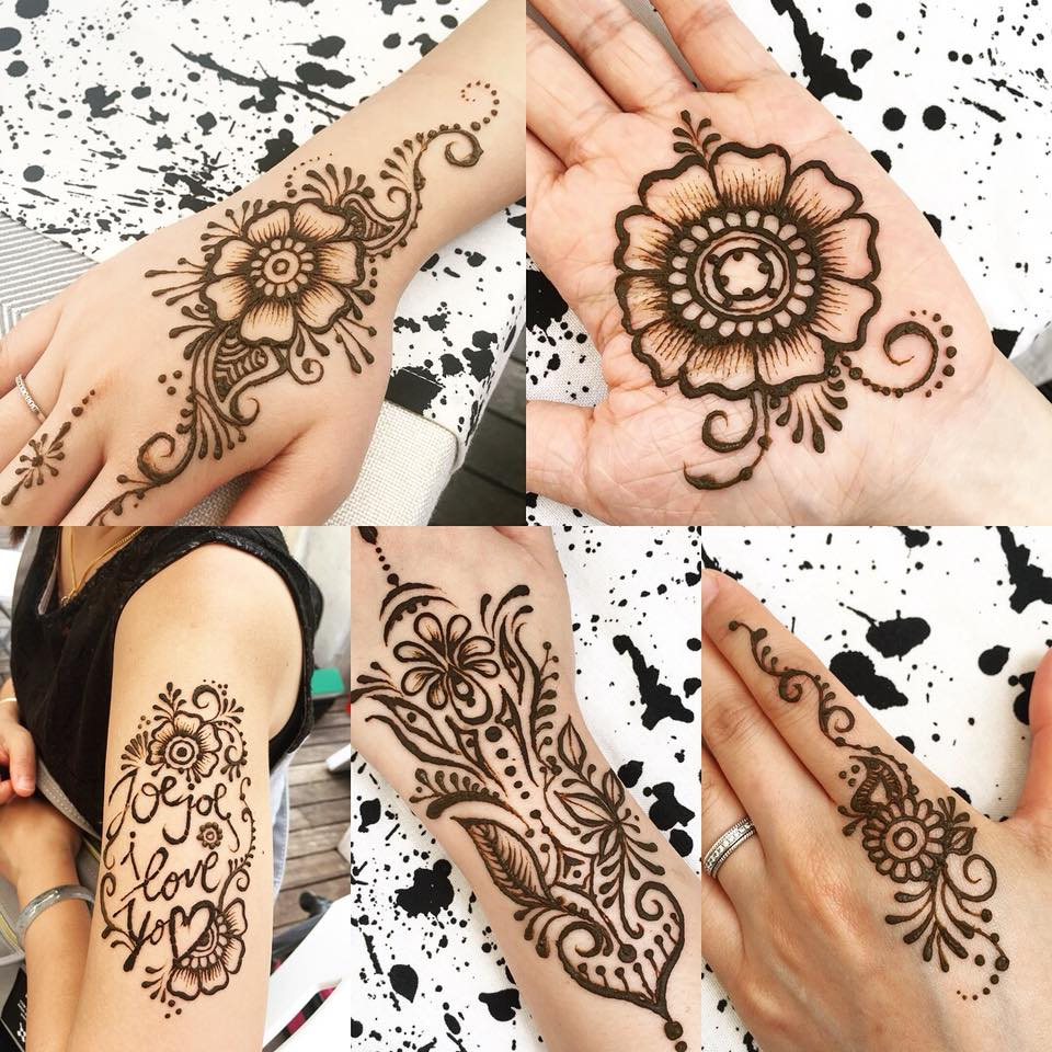 Henna彩繪工作坊(二) - K11 Art Infinity - K11