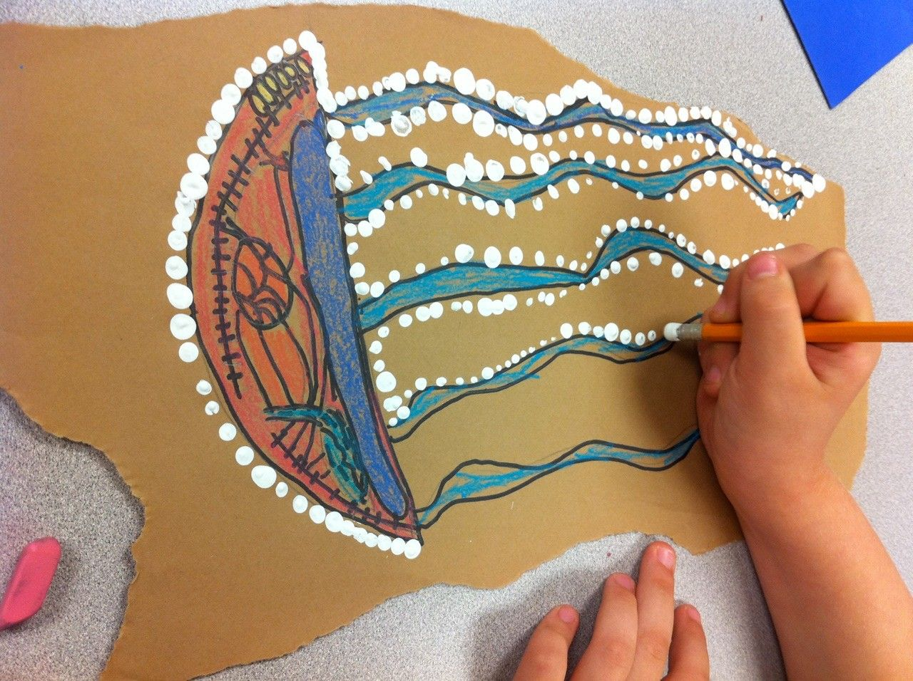 Aboriginal Bark Painting & Boomerang Workshop - K11 Art Infinity - K11