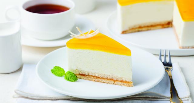 百香果慕斯蛋糕工作坊 - ART FOOD - K11