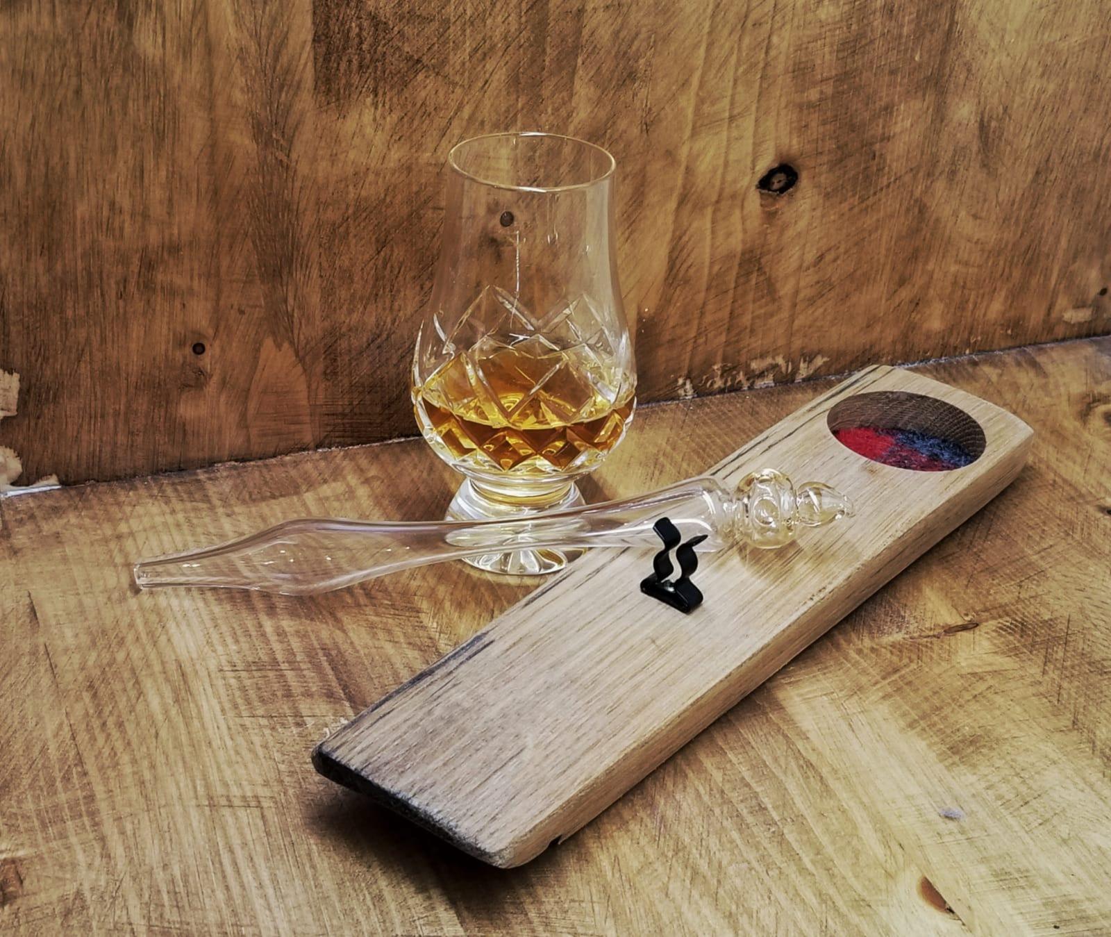 「沒有不好喝的威士忌,只有好喝的和更好喝的。」 酒香醉人︰探索「生命之水」威士忌之味 - ART FOOD - K11