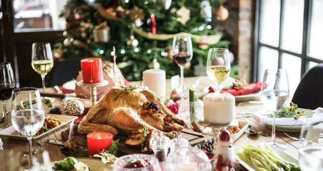 別人家的聖誕節,還能這樣玩?  以美酒佳餚輕鬆打造醉人節慶氛圍 - ART FOOD - K11