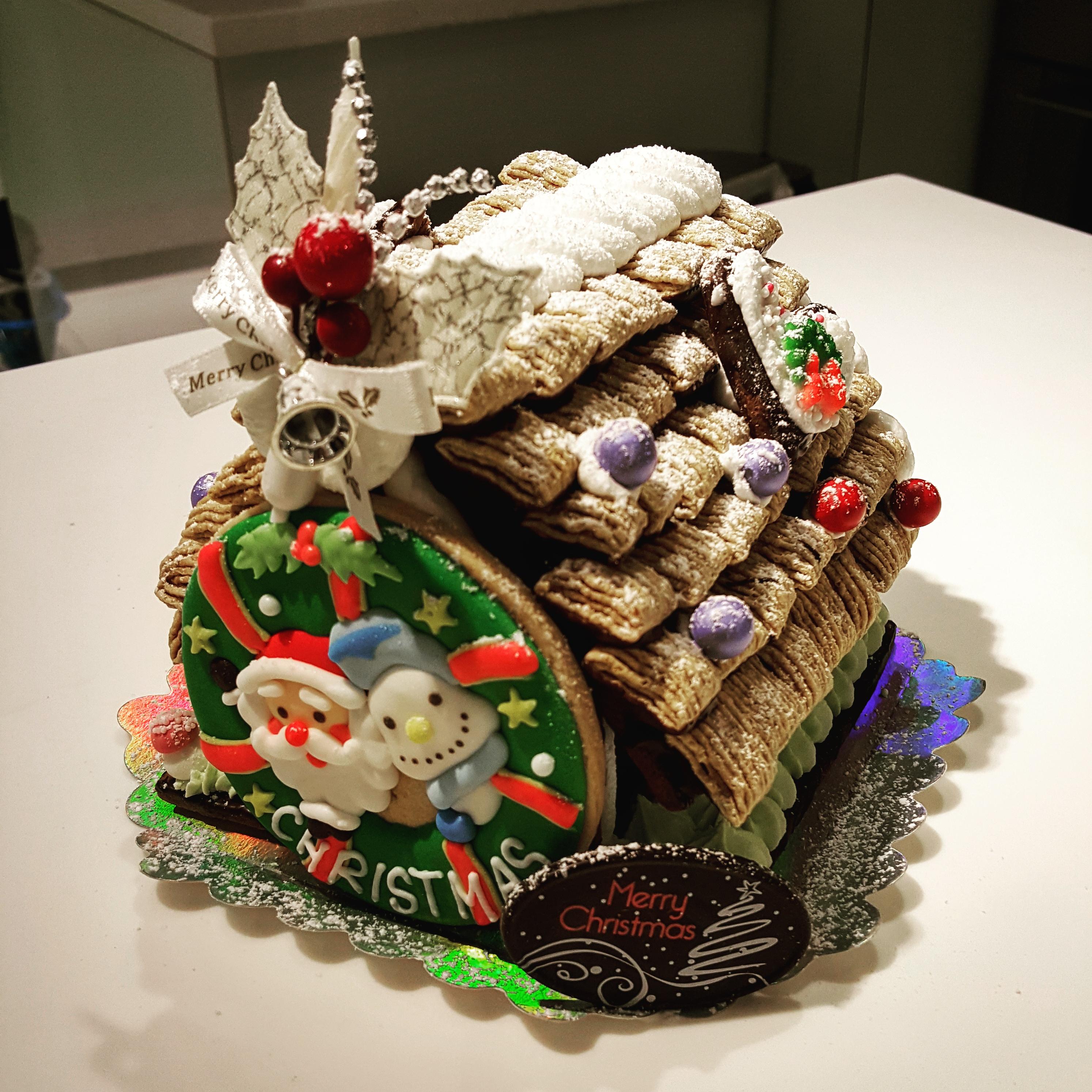 聖誕薑餅屋工作坊 - ART FOOD - K11