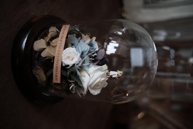 乾花玻璃罩工作坊 - WELLNESS - K11