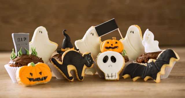 Want Candies… and More? These Homemade Halloween Snacks are Too Cute to Spook! - ART FOOD - K11