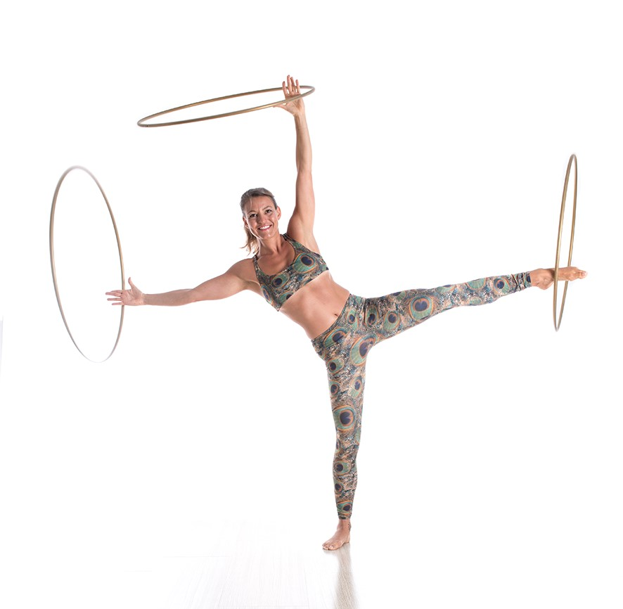 Introduction to Hula Hoop Dance & K11 Natural Refreshments Tour - WELLNESS - K11