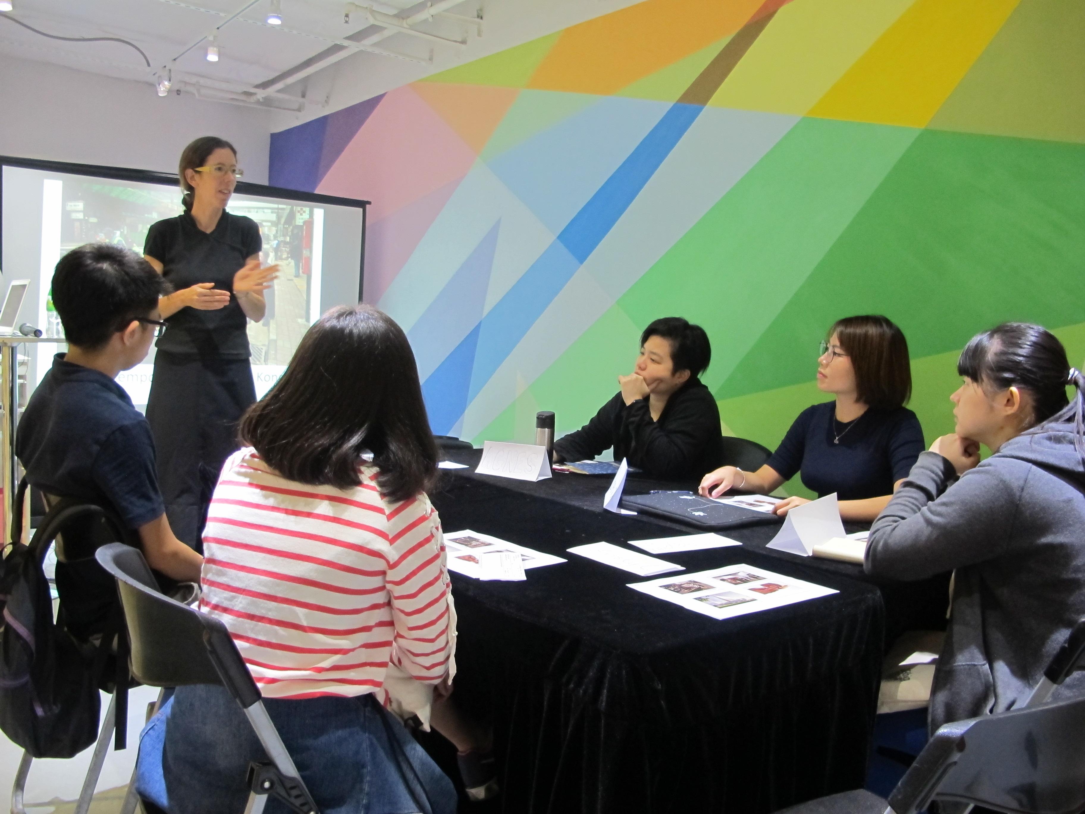 PR at Art & Cultural Organization - K11 Art Infinity - K11