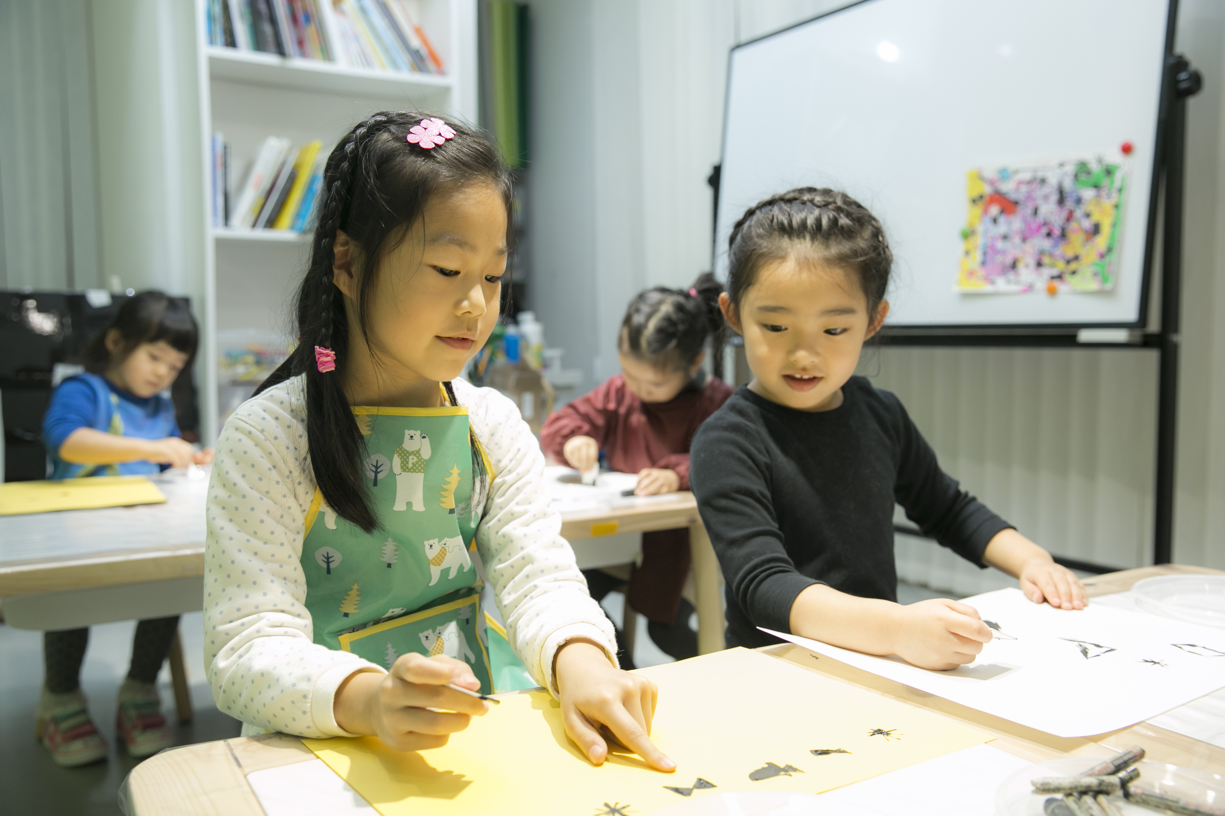 Children's Art Workshop Series – Life Journey - K11 Art Infinity - K11