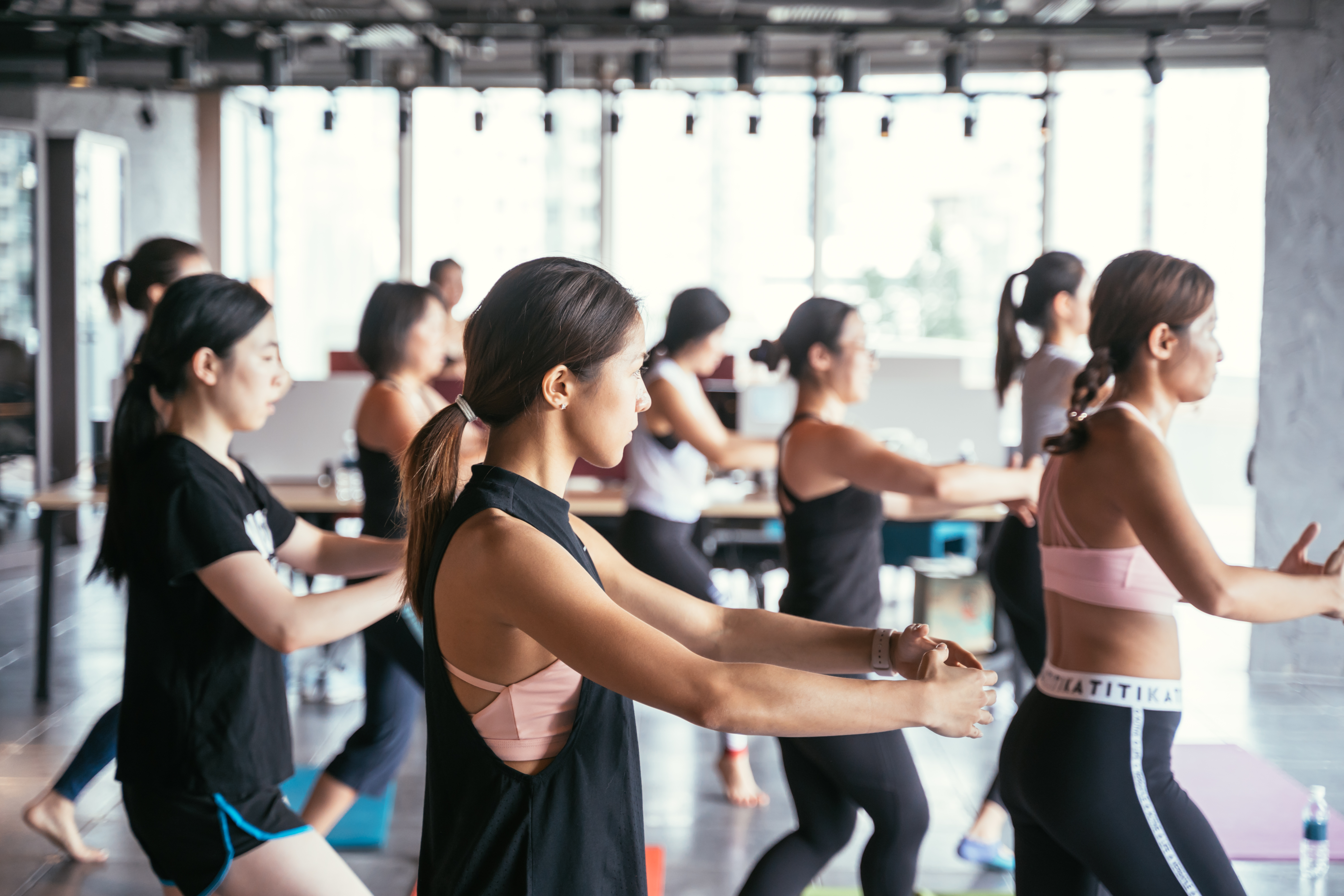 Celebrity-approved Fitness Trend! As Elegant as Ballet, as Dynamic as Yoga & Pilates - WELLNESS - K11