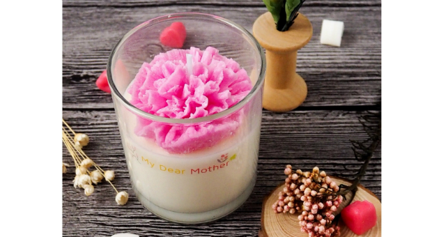 Carnation Candle Workshop -  - K11