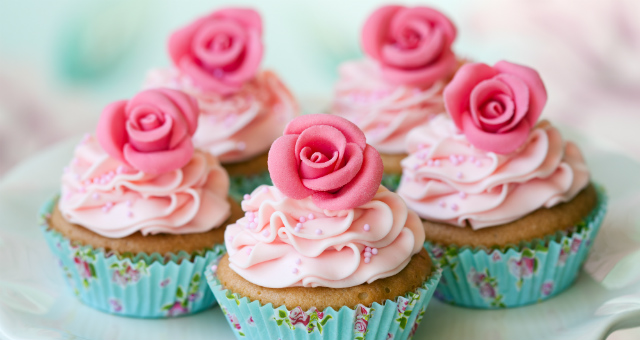 母親節唧花杯子蛋糕工作坊 - ART FOOD - K11