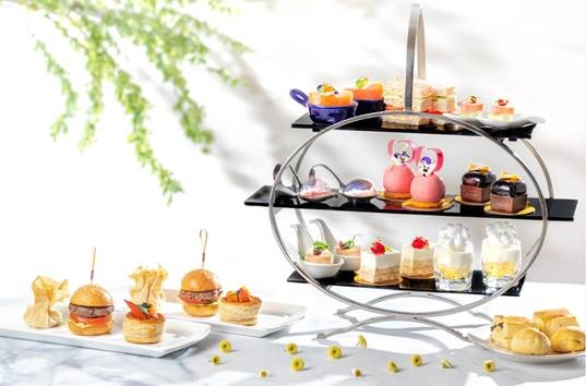 Floral Dream Afternoon Tea Set x Floral Collage & Animal Painting Workshop - K11 Art Infinity - K11
