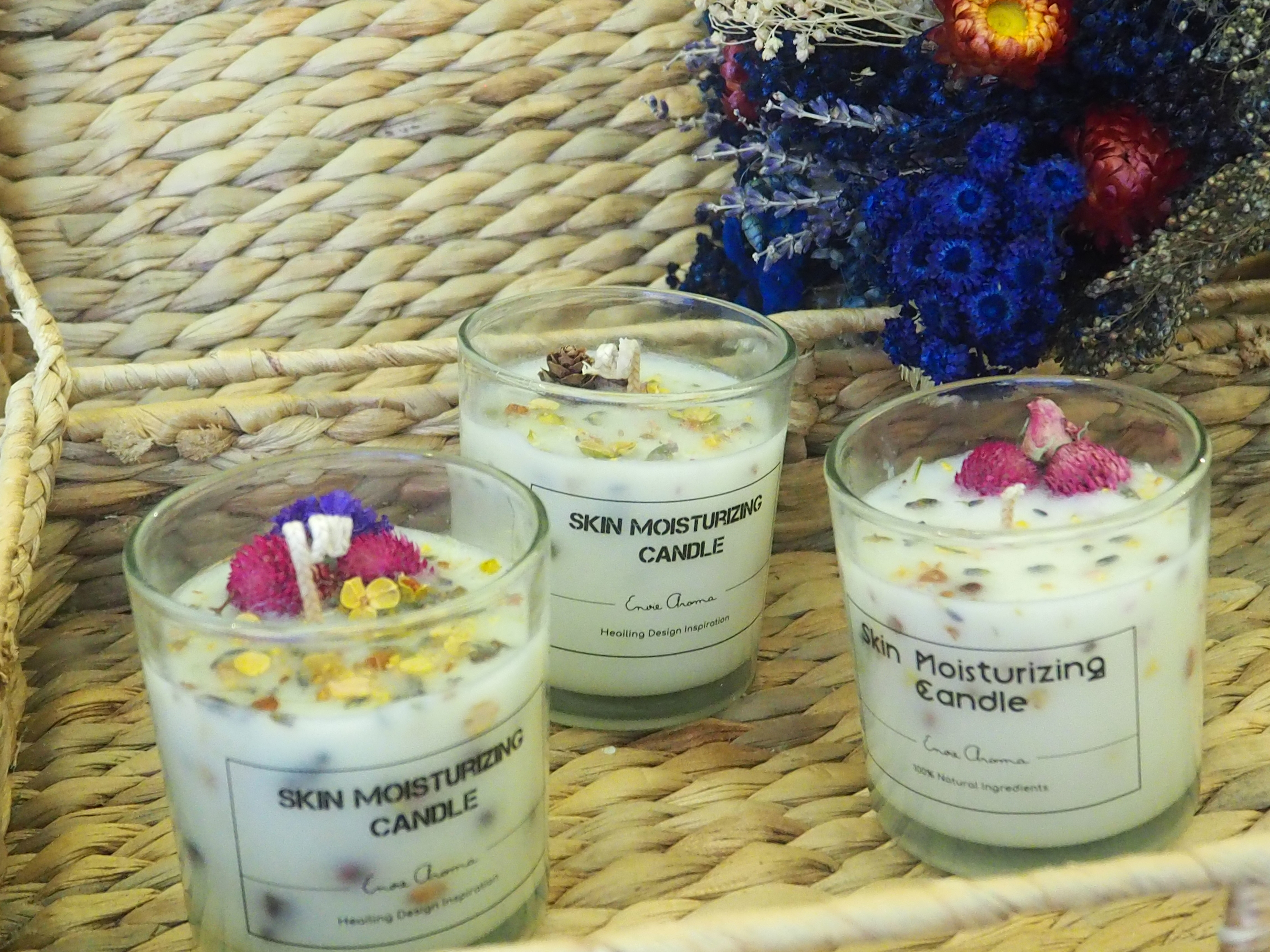 Happiness is… Scented Candles - DESIGN - K11