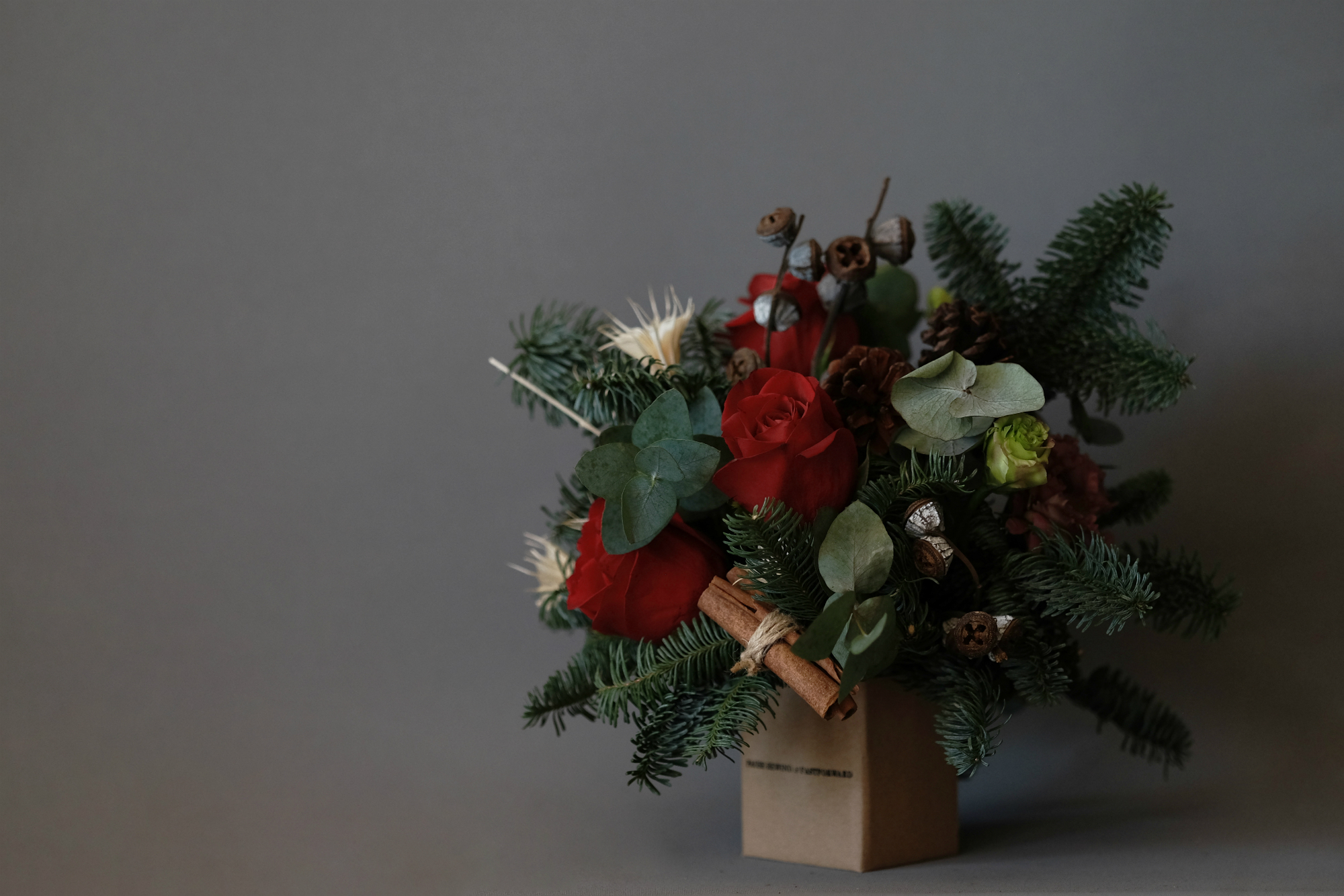 Christmas Flower Box Workshop - WELLNESS - K11