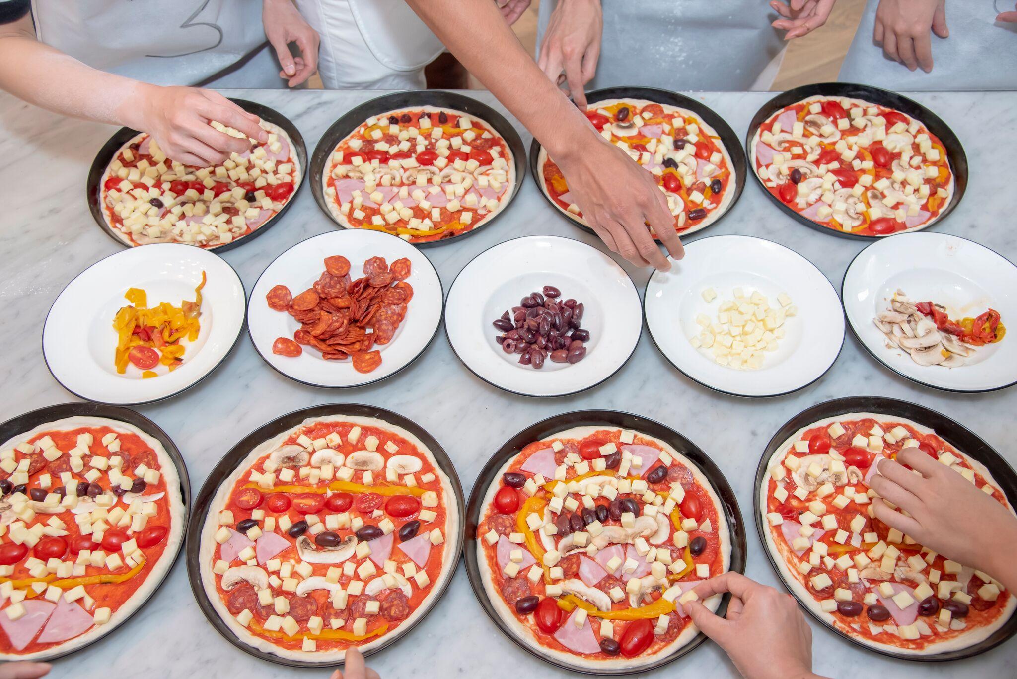 Pizza Jam Workshop - ART FOOD - K11