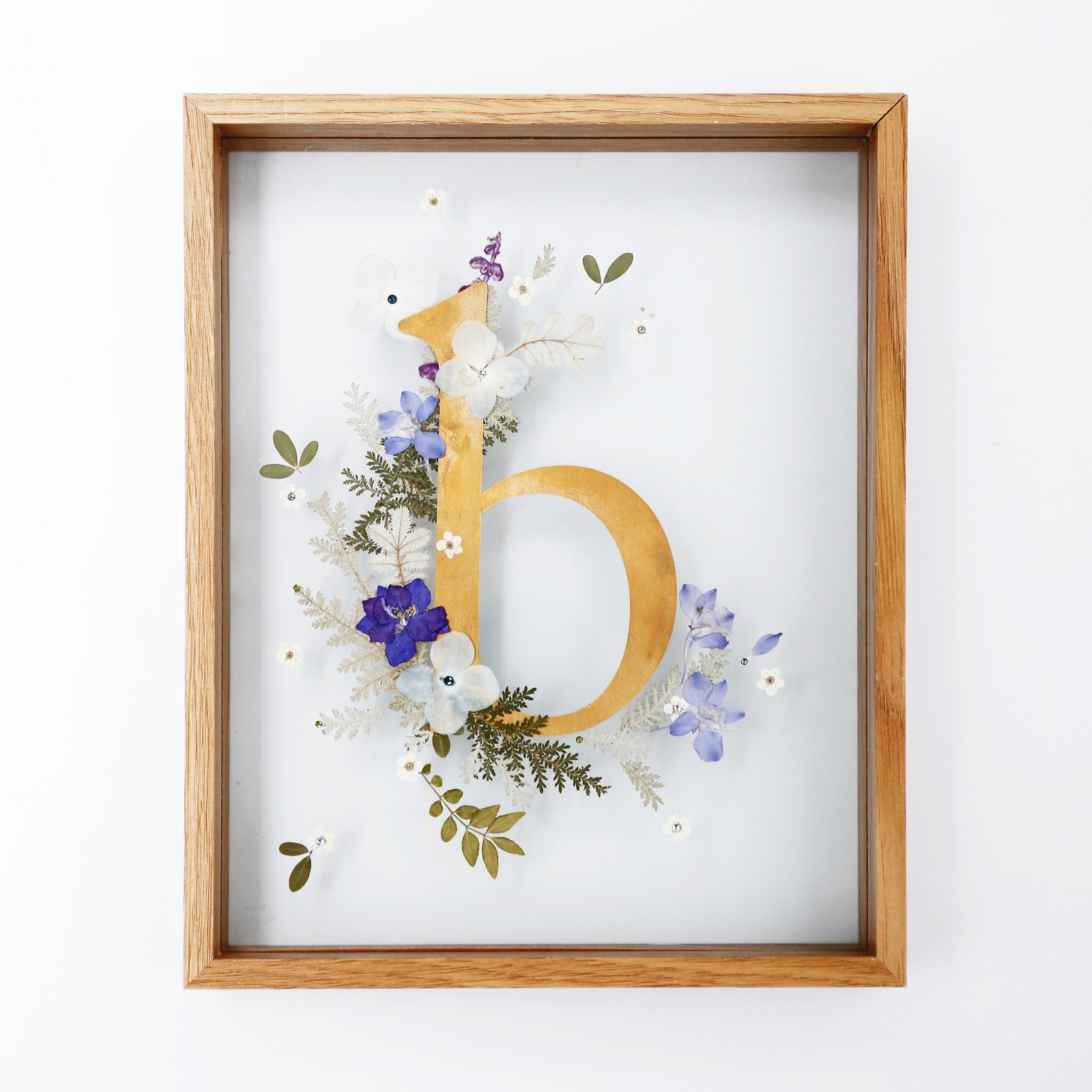 Pressed Flower Frame - DESIGN - K11