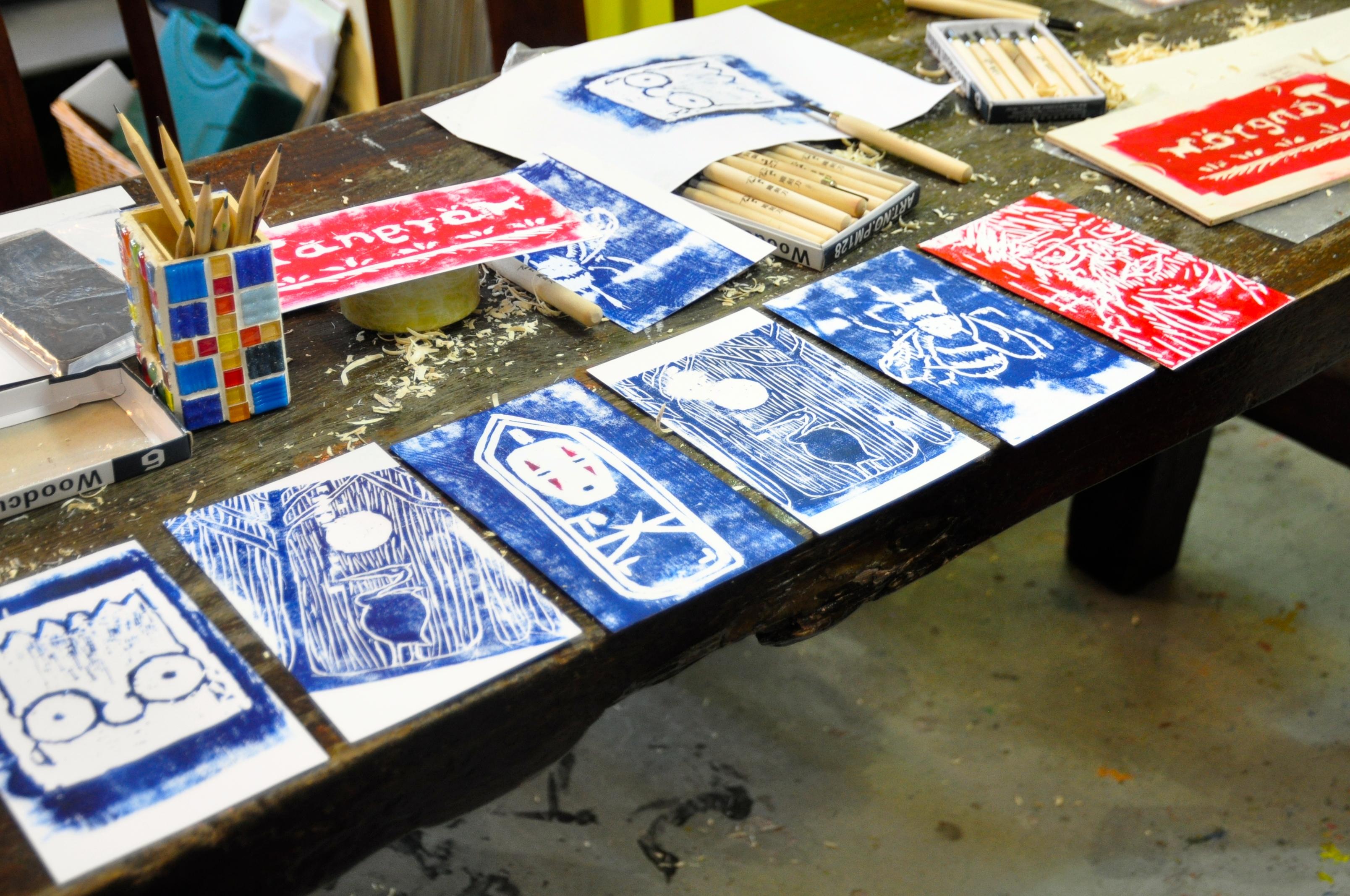 環保袋版畫藝術工作坊 -  - K11