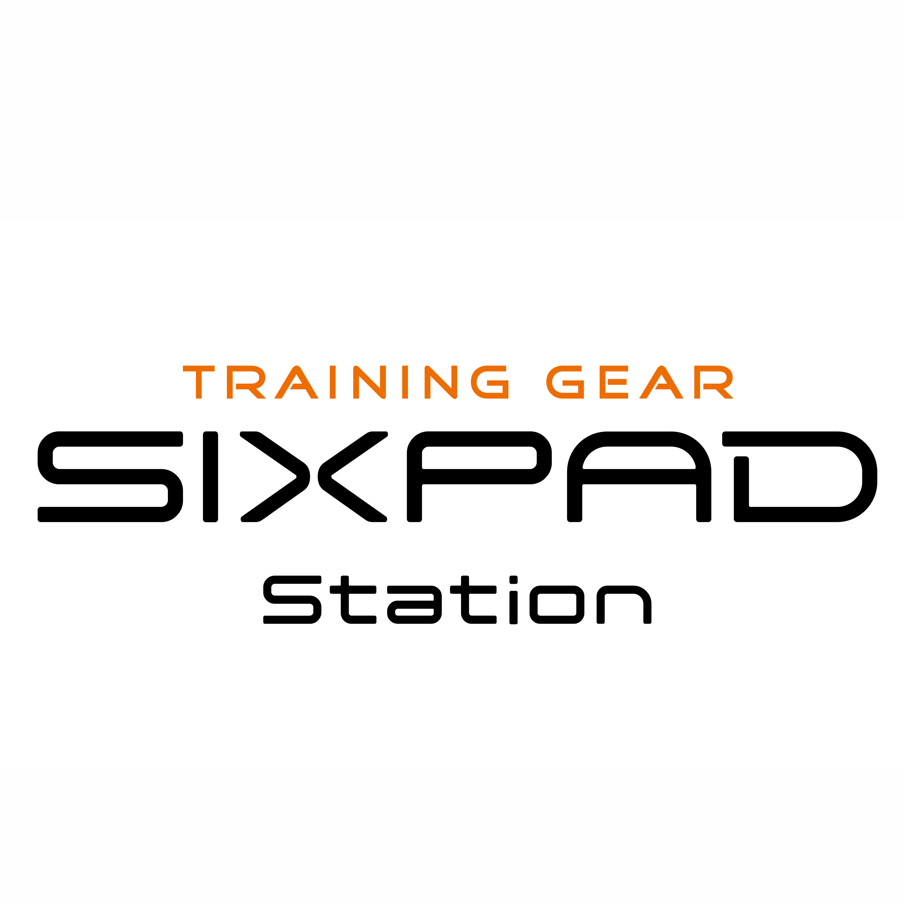SIXPAD Station Trainer 專業教練