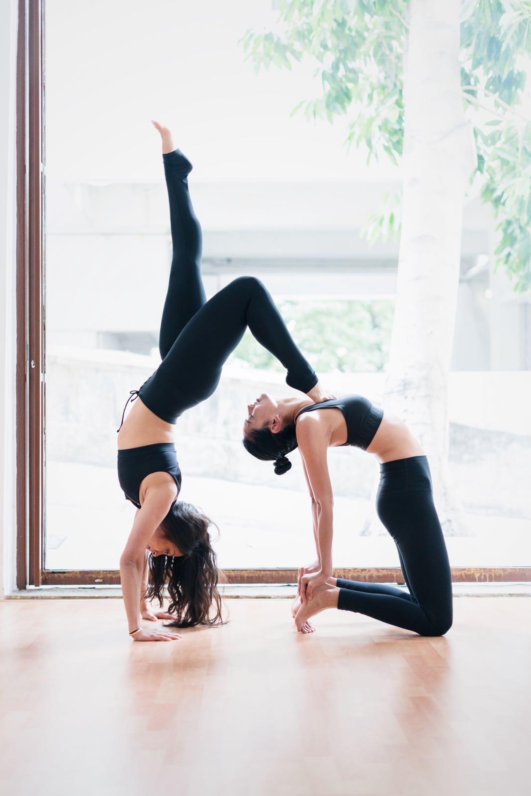 Dyamic Yoga Workshop & K11 Natural Refreshments Tour - WELLNESS - K11