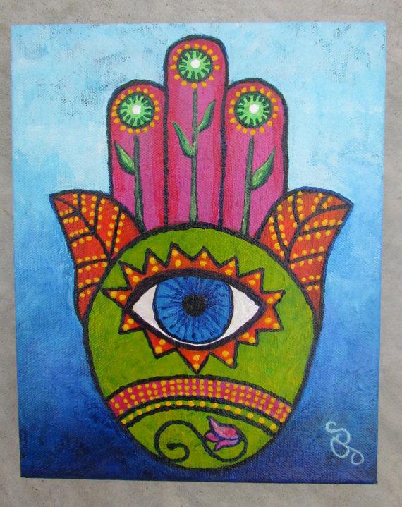 Khamsa Hand Workshop - K11 Art Infinity - K11