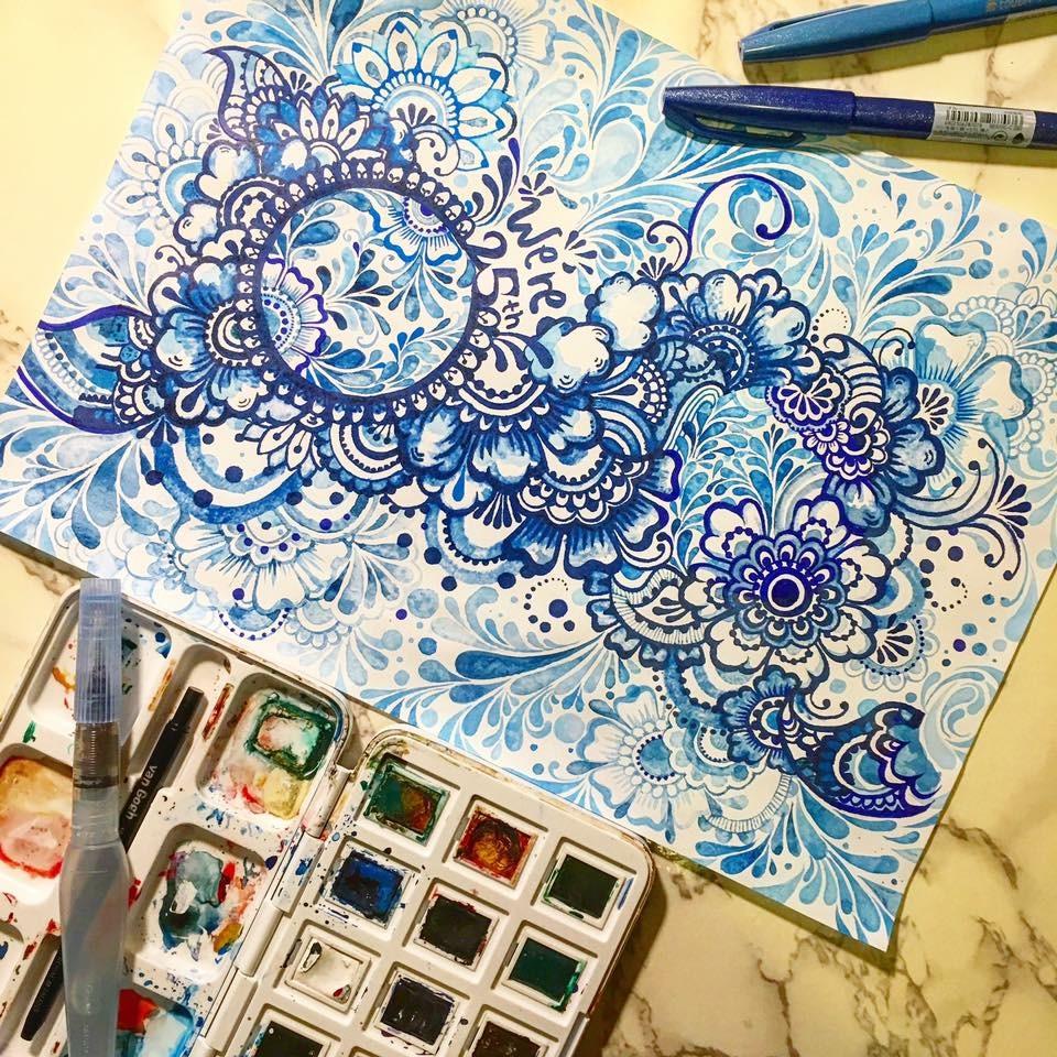Henna彩繪工作坊(一) - K11 Art Infinity - K11