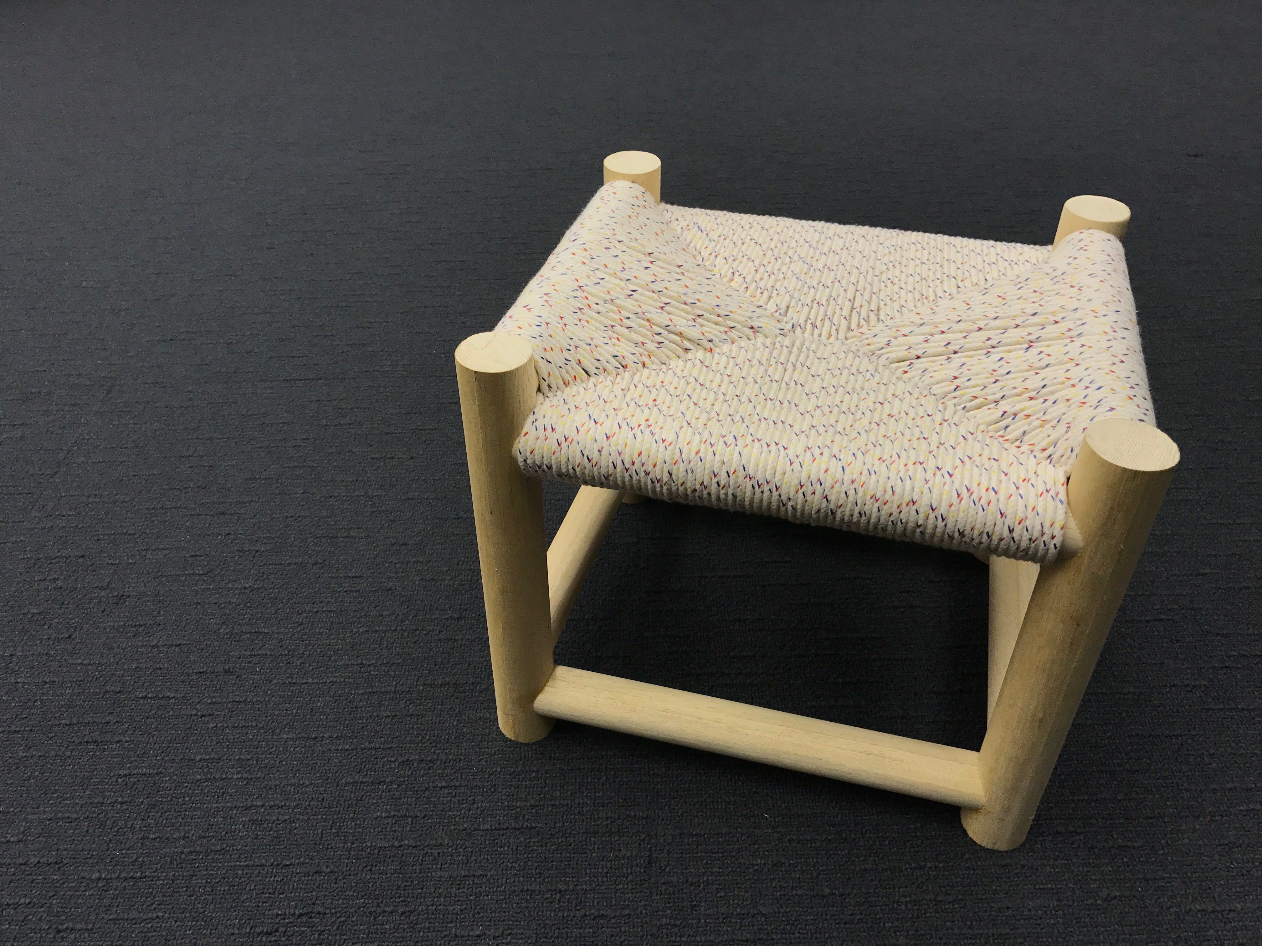 When the flexible meets the sturdy… Weave Your Own Chair!  - DESIGN - K11