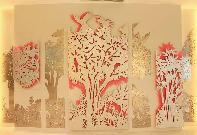 城市裡的小森林 | 動植物剪紙工作坊  - K11 Art Infinity - K11