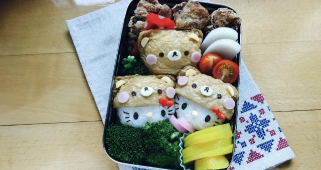 日式小熊便當工作坊(一) - ART FOOD - K11