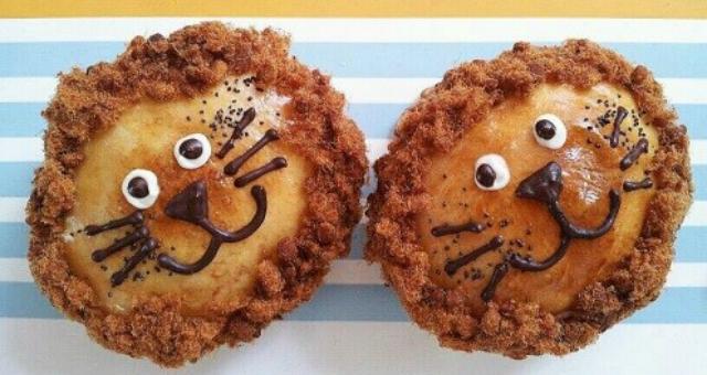 肉鬆獅子麵包甜品工作坊 -  - K11