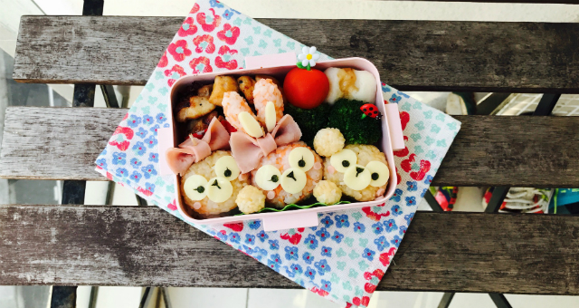 Japanese Bear Bento Workshop (II)  -  - K11