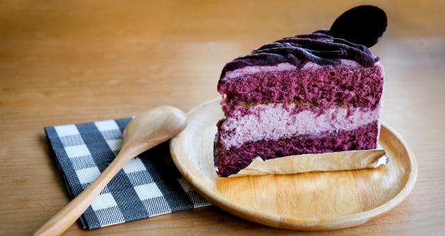 紫薯蛋糕工作坊 -  - K11