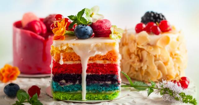 Summer Days Call for Lighter Cakes 3 Refreshing Desserts for the Hotter Season - ART FOOD - K11