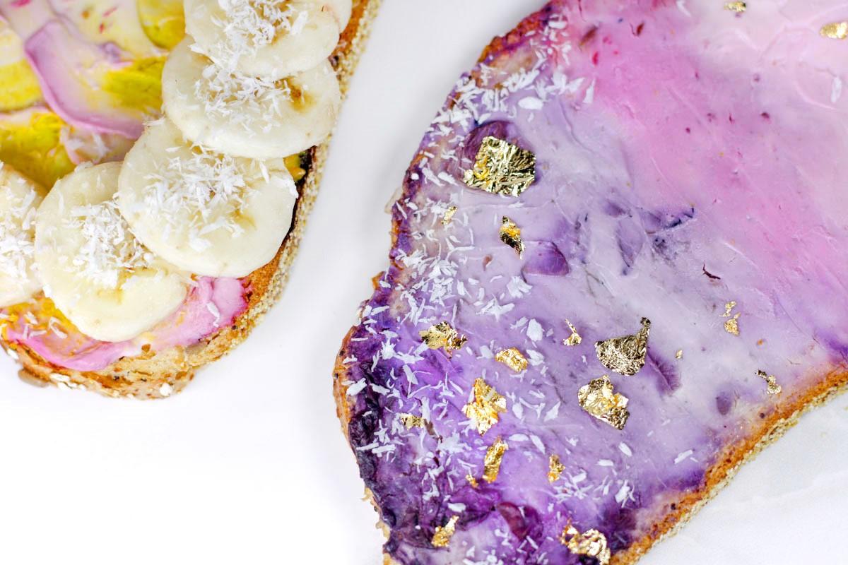 Healthy Unicorn Toast Workshop - WELLNESS - K11